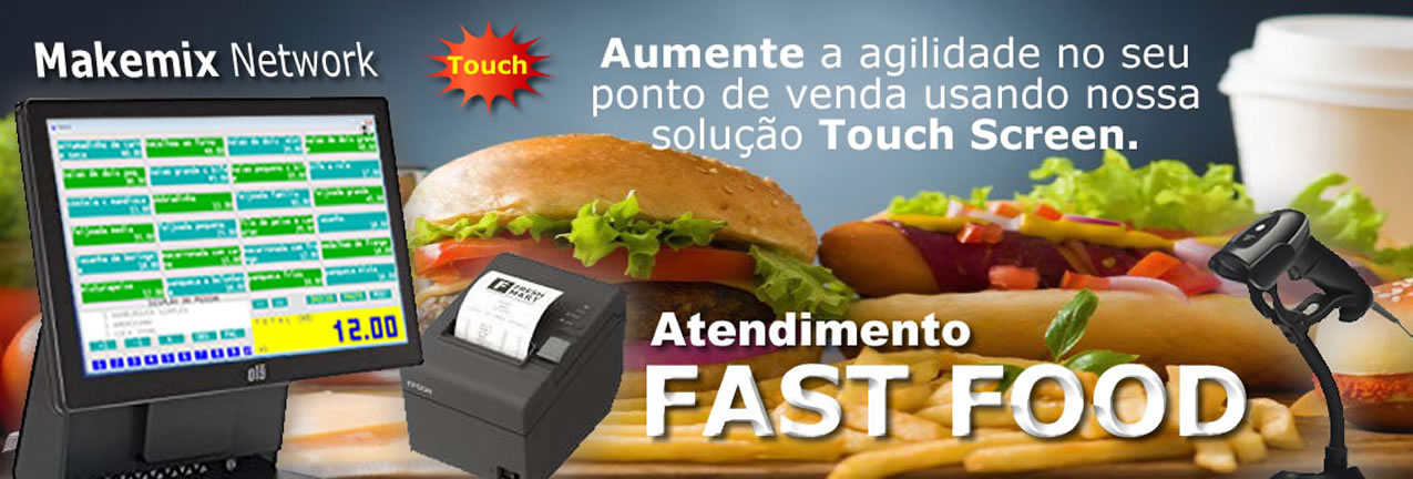 MAKEMIX Fast Food